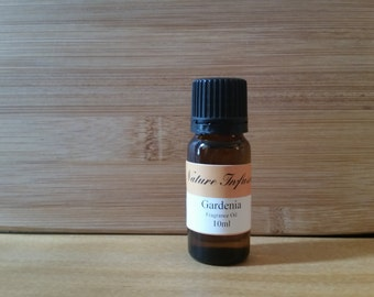 Gardenia Fragrance Oils 10ml, 50ml, 100ml