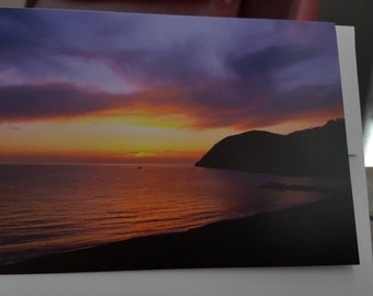 Photography Greeting Cards 4 x 6 - Blank Inside - 5 Different Photos - Pick One