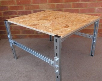 Coffee Table - Bespoke industrial design