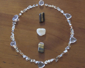 Crystal Grid Set - Abundance