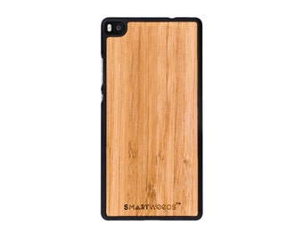 Huawei P8 - Real Wood Case - Bamboo