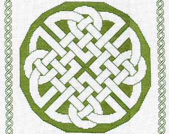 Assisi Celtic Knot Cross Stitch Kit