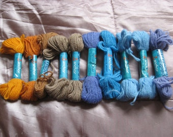 One bundle of Vintage Tapestry Wool