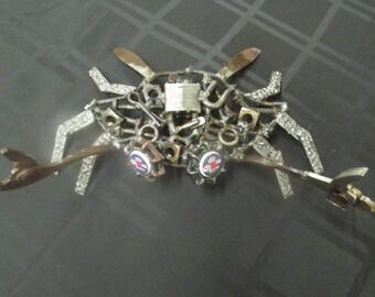 Metal Crab/Metal Art/Metal Sculpture