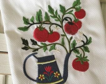 Machine Embroidery Designs Kitchen Etsy