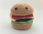 Hamburger buddy english /...