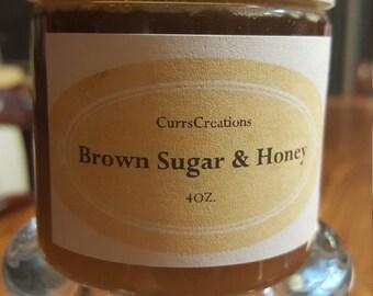 Brown Sugar & Honey Body Scrub