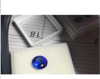 Tanzanite - blue 11 carat