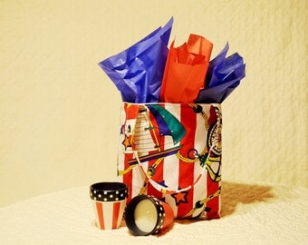 Nautical Gift Bag