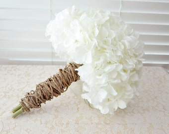 Bridal bridesmaids bouquet