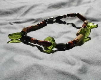 Earth inspired Anklet