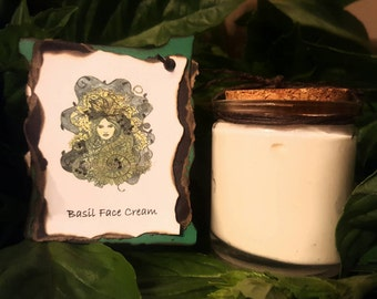 Basil Face Cream