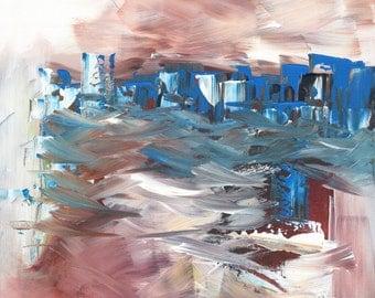"""Venice by Jakob Straume Giclée Print 18""""x 24"""""""