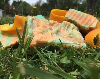 Orange Peppermint Twist