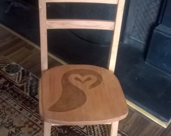 Upcycled Ercol Childrens Chair