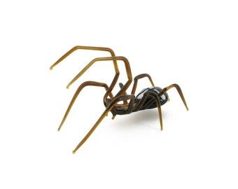 Handmade glass figurines Spider Crusader (Big size)