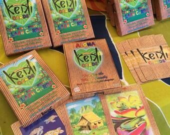 Hawaiian Language Flash Cards ! Fun and easy to learn!