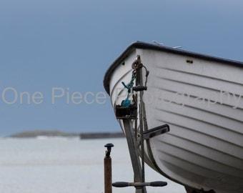 Upon the Irish Sea (Photograph)