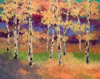 Lively Birch