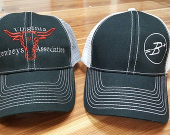 Custom Monogrammed Baseball cap
