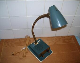 Midland M#HR634 Gooseneck Lamp with AM Radio