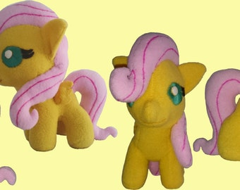 Chibi/Baby Pony Plush