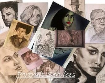 Portrait Services