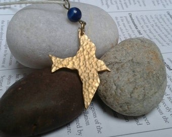 House Martin necklace