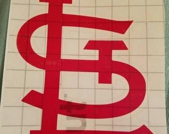 St Louis Cardinals decal