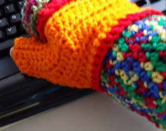 Bright Morning Arm Warmers