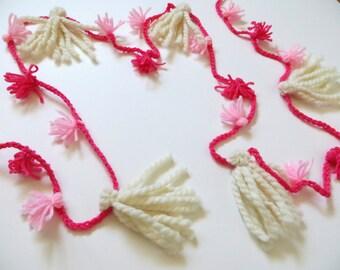 Boho Tassel String