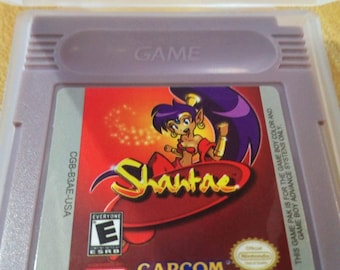 Shantae for gameboy color