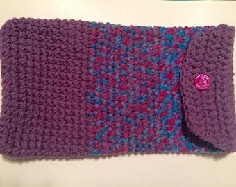 "Crochet Laptop Case 13"""