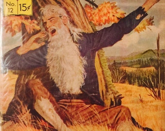 Classics Illustrated #12 Rip Van Winkle