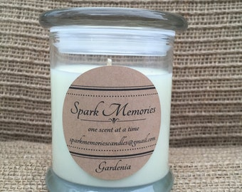 All Natural Soy Candles