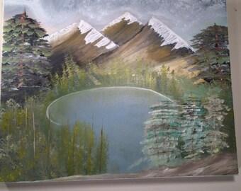 Lake Mountian