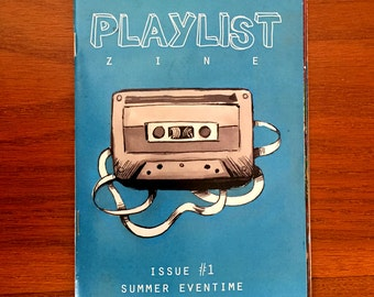 Playlist Zine #1: Summer Eventime