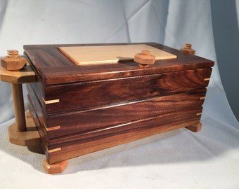 nut and bolt jewelry box