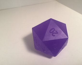 Dungeons and Dragons Die Soap