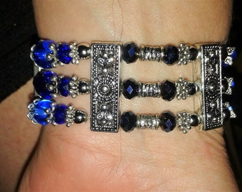 Crazy Cool Triple Bracelet