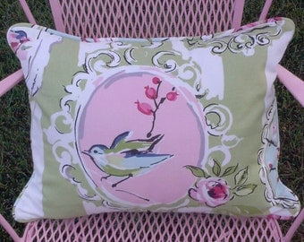 Birdland Pillow