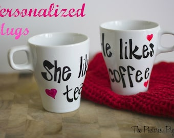 Personalized Mugs For You !