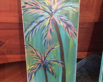 Coastal Palm Tree