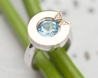 Karma Circle Ring - Style 3