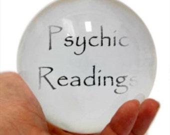 Psychic/Medium/Clairvoyant/Tarot Readings - Past, Present & Future...