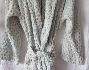Hand-Woven Bathrobe - Organic and 100% Cotton Turkish Bathrobe