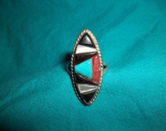 Vintage Zuni Ring Size 7