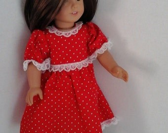 """Dress for 18"""" Doll.   FREE SHIP"""