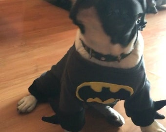 Batman and Superman Costume for dogs