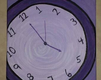 Tick Tock It's Five O'clock